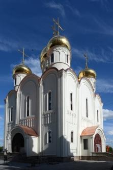 Великолепный храмовый комплекс стал украшением спального района