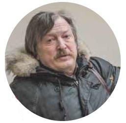 Заслуженный архитектор РФ Андрей Оболенский