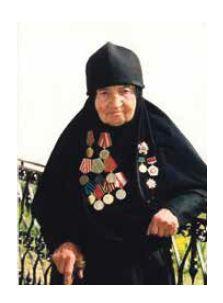 Монахиня София (Ошарина)