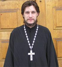 Протоиерей Виктор Горбач