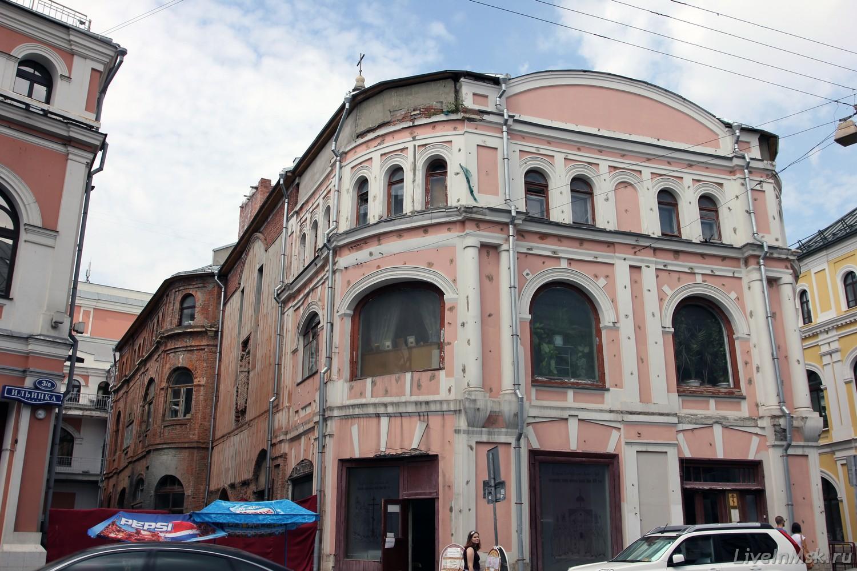кисель ильинка храм ильи пророка москва Москва