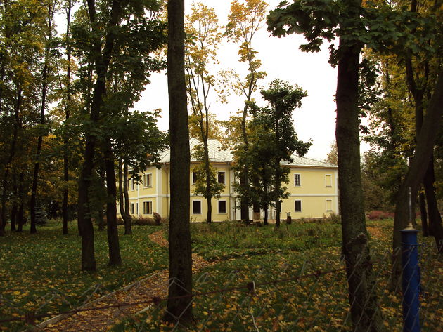 Островская богадельня Московского Иоанно-Предтеченского женского монастыря