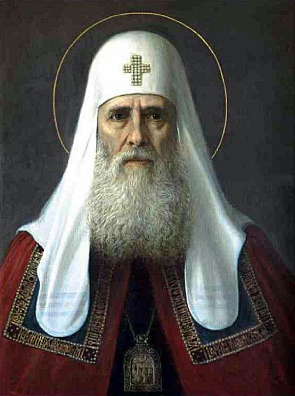 Святитель Иов, первый патриарх Московский и всея Руси (ок. 1525 – 1607)