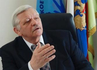 Валерий Рухледев, президент Всероссийского общества глухих