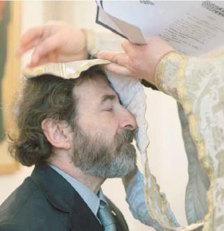 В день памяти святого Иосифа Волоцкого Джозеф Саади принял православие в русском храме