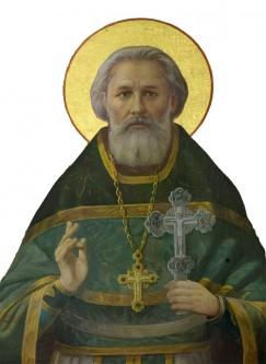 Священномученик Иоанн Хрусталев