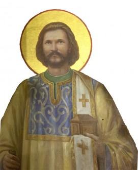 Священномученик диакон Сергий Станиславлев
