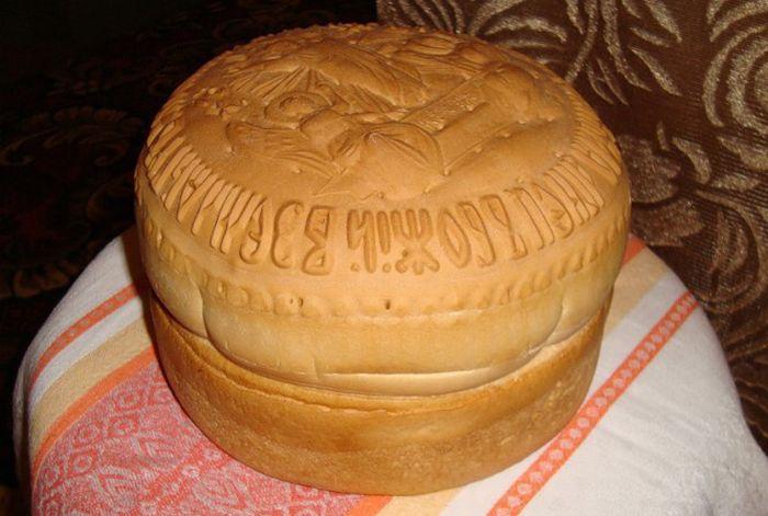 Хлеб артос как употреблять дома