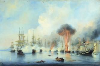 Синопский бой 1860