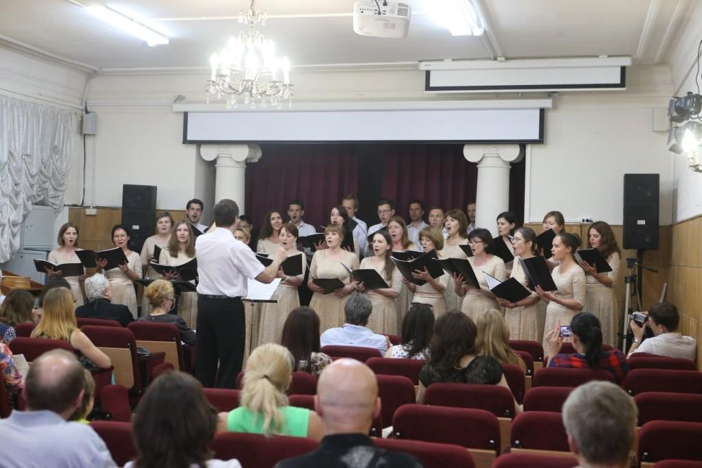В церемонии награждения принял участие камерный хор «Московские певчие» под управлением Ильи Мякишева и исполнительница народных песен Ангелина Василевская.