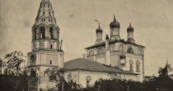 Храм Петра и Павла в Лефортово. 16 (29) июня 1904 г.