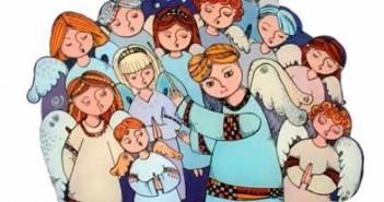 Рисунок художницы Натальи Курий-Максымив