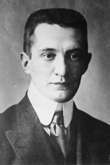 Керенский, председатель Временного правительства
