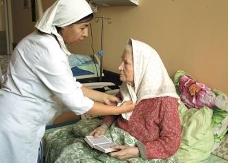Опора и костяк всего отделения – патронажные сестры