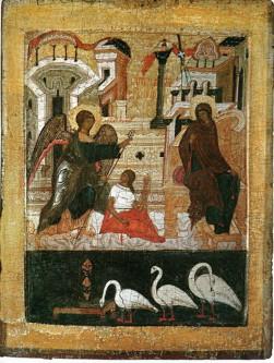 Икона Благовещения от Щербинина (1)