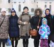 Редакционная поездка в Новый Иерусалим.  На фото: редакторы, авторы, а также гости из Иордании и Китая