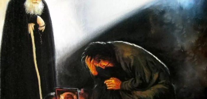 КАЮЩИМСЯ НЕДОСТАТОЧНО ОДНО ЛИШЬ УДАЛЕНИЕ ОТ ГРЕХОВ