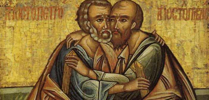 ХРАМЫ ПЕТРА И ПАВЛА В МОСКВЕ